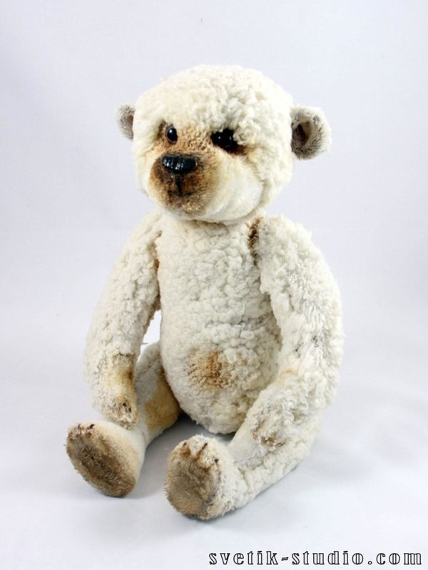 Teddy bear Pushistik