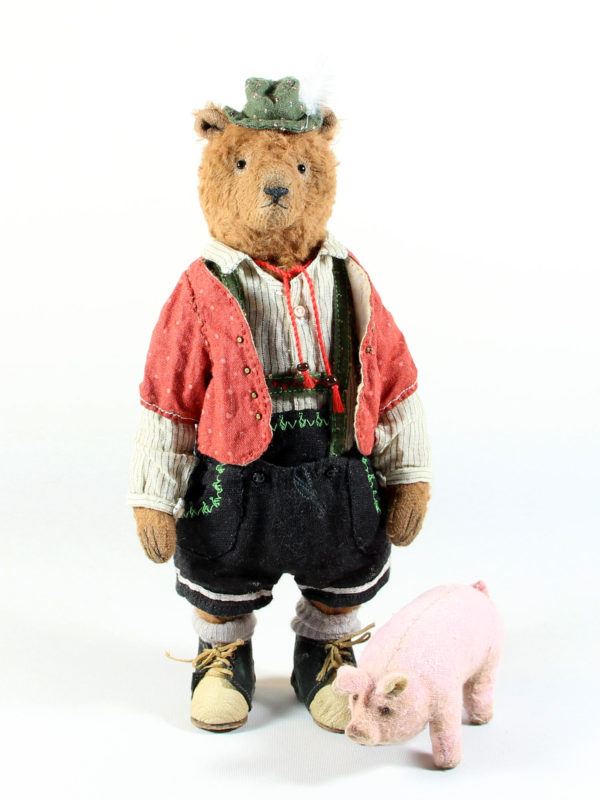 Teddy bear Martin