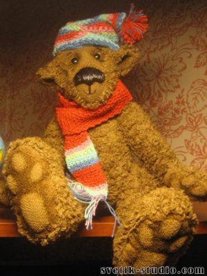Teddy bear Basya