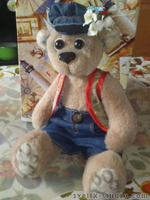 Teddy bear Fedor