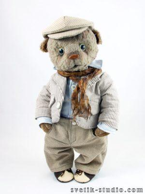 Teddy bear Ponchik