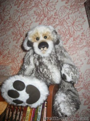Teddy bear Stif