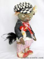 Мишка Солнечный клоун