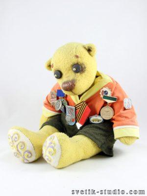 Teddy bear Vinny