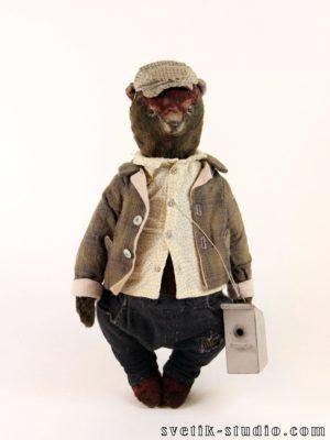 Teddy bear Ivan