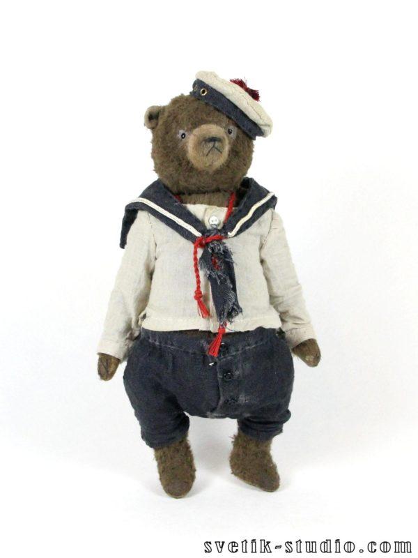 Teddy bear Mariner Mark