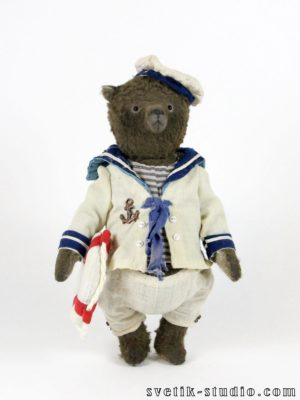 Teddy bear Mariner Simon