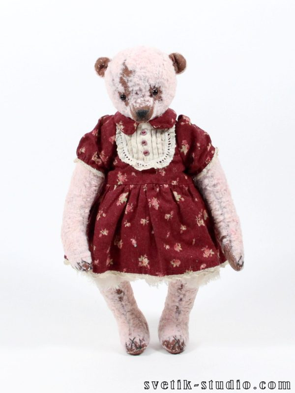 Teddy bear Victoria