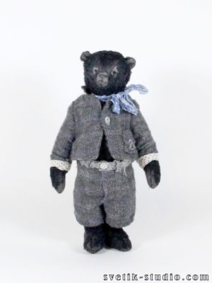 Teddy bear Maxim