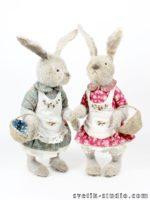 Коллекция зайцев 2018
