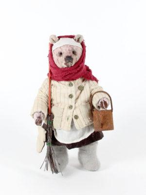 Teddy bear Nadya