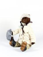 Teddy bear Jeanne