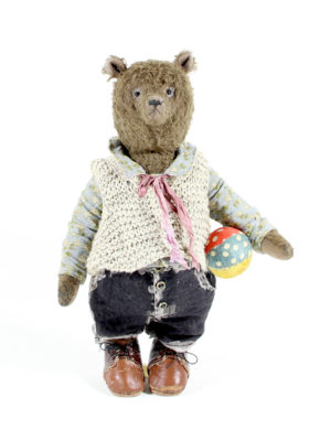 Teddy bear Vasya